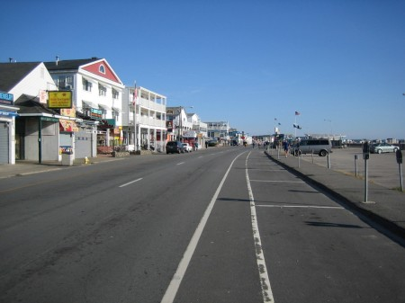 Hampton Beach - Seacoast Century 2008