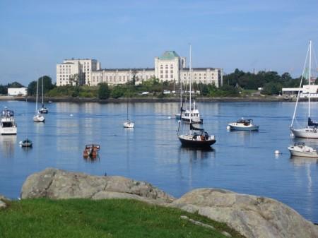 Former Naval Prison - Seacoast Century 2008