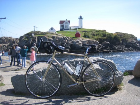Nubble Lighthouse - Seacoast Century 2008