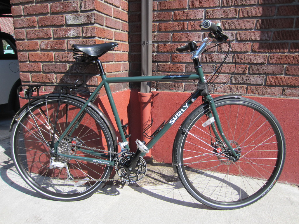 Surly Disc Trucker